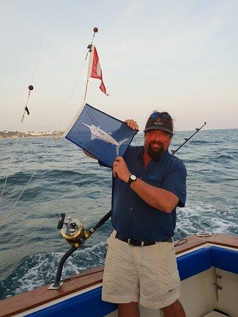 blue rampage big game fishing