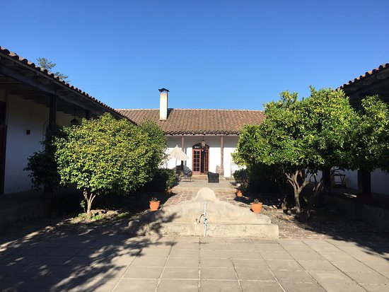 Beautiful quiet boutique Hotel in the Winery house. Amazing experience.