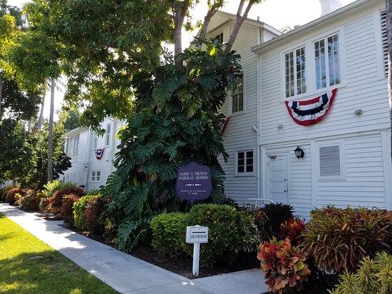 Harry S. Truman Little White House: Exterior