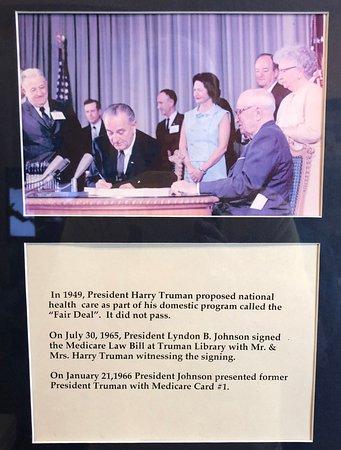 Harry S. Truman Little White House: Display