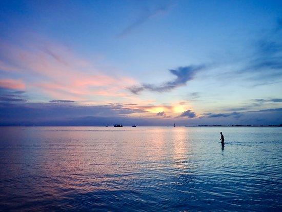 BEAUTIFUL sunsets at Bando Beach!