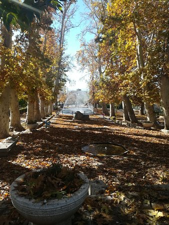Malayer, Iran: پارک سیفیه ملایر پاییز 97
