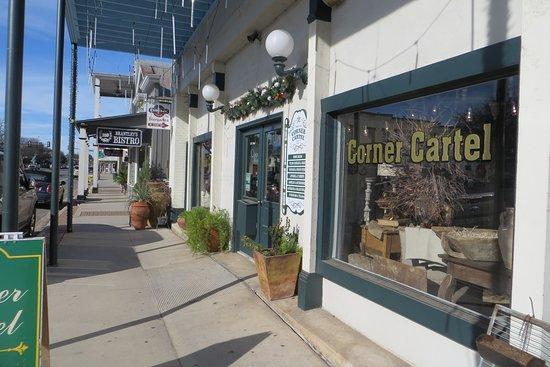 Corner Cartel