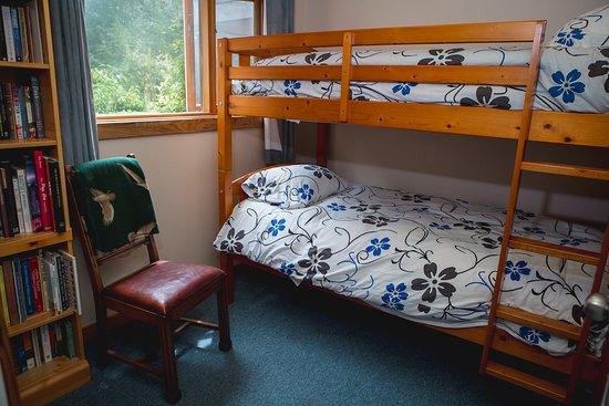 Cortes Island, Καναδάς: bunks