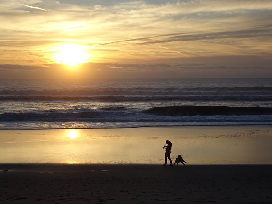 Oxnard State Beach and Park: Paying respects to the setting of the sun