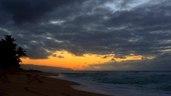 Сансет-Бич, Гавайи: Sunset Beach on the North Shore Oahu