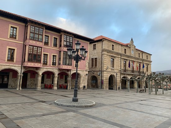 Casco Historico de Medina de Pomar