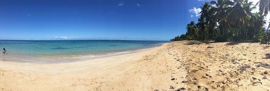 Beautiful beaches, peaceful