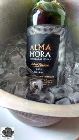 Alma Mora Select Reserve Malbec 2016