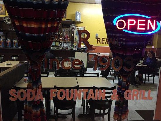 Pell City, AL: Old Rexall Drug Store