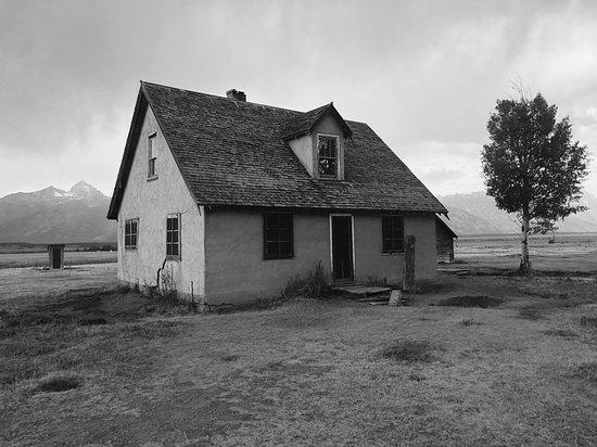 Kelly, WY: Mormon Village