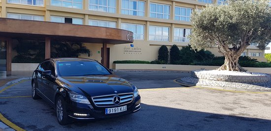 Caleta De Velez, Španělsko: Don Carlos Hotel Elviria