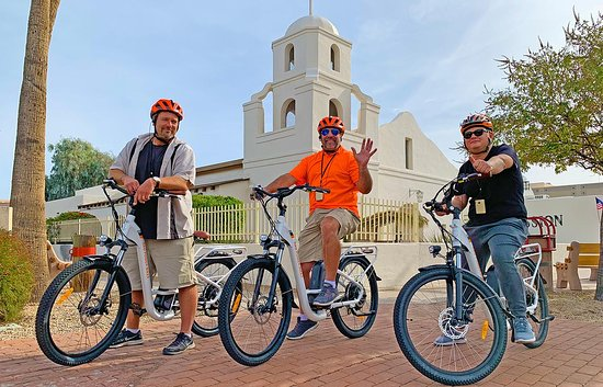 Electric Bike Tours of Scottsdale