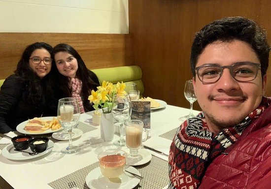 Restaurantes en Quito- Hotel Dann Carlton照片