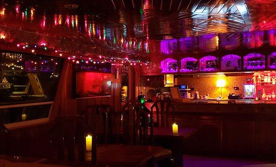 Croisière aux aurores boréales au départ de Reykjavik : inside 2 - bar