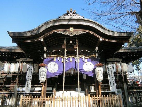 Miyukimori Tenjingu Shrine