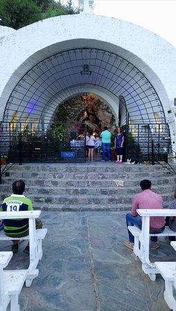 visité la Gruta de la Virgen del Valle e mi viaje a la provincia de Catamarca.
