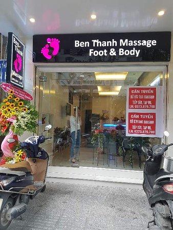 Ben Thanh Massage