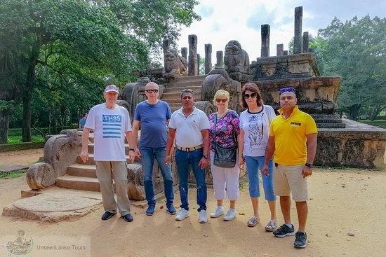 Unseen Lanka Tours