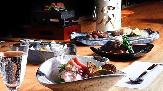Uoman Gems Shinbashi: 宴会コース
