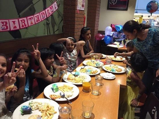 Triple Dipper Picture Of Chilis Navi Mumbai Tripadvisor