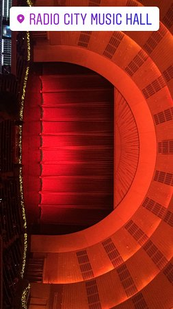 Rockettes Radio City