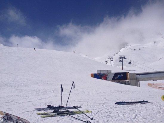 Alpy ponad Sölden