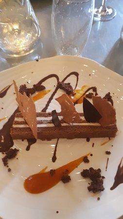 La Source Dorée: Desserts délicieux ..à gouter sans modération