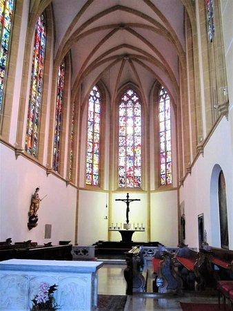 Stadtpfarrkirche: Церковь с картиной Тинторетто, а также изображением фюрера и дуче – 18