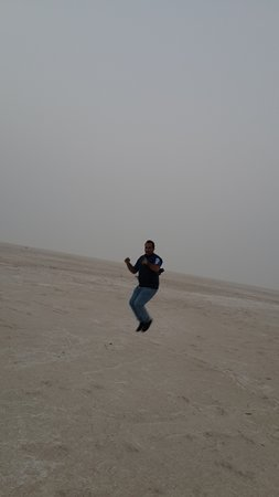 Great Rann of Kutch: White Desert @Kutch #Salt