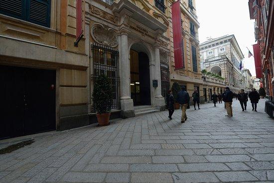 Musei  di Strada Nuova