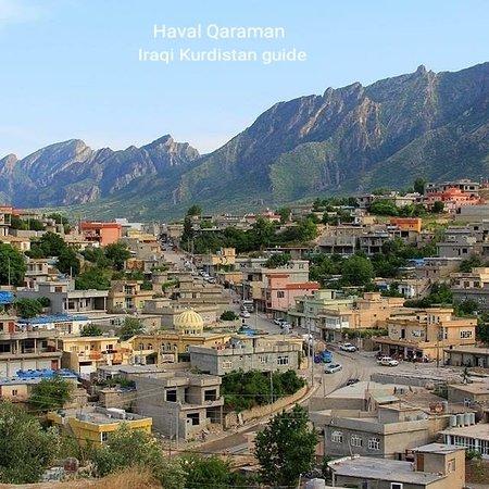 Rawanduz City! Iraqi Kurdistan guide.