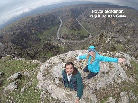 Barzan gorge in Erbil province! Iraqi Kurdistan guide