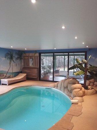 quel plaisir cette piscine !