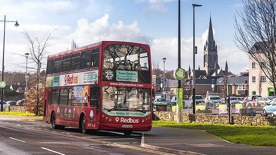 Výlety vyhliadkovými kyvadlovými autobusmi
