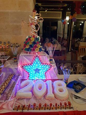 Mangrove Bay Resort: les repas de Noel et Nouvel An