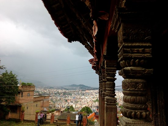 Kirtipur : The place is located southern part of Kathmandu Nepal. An ancient and historic place of kathmandu. The durbar square is located hillside so getting there is little difficult. About 15 minute hike from main road. You will find historic architect, statues and construction in the area. Also have great local restaurant around the layaku area. So one day trip to Kirtipur is great for Kathmandu visitors.