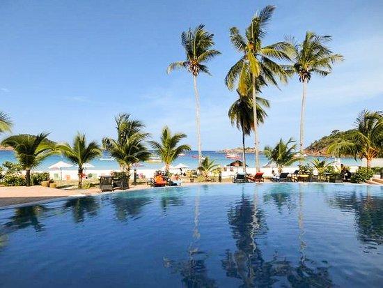 Pool - Picture of Sari Pacifica Resort & Spa Redang Island, Pulau Redang - Tripadvisor