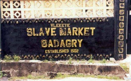 Velekete Slave Market