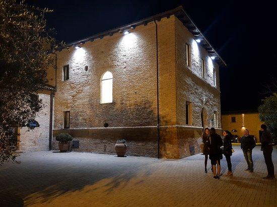 Savignano sul Rubicone, Italië: Castello
