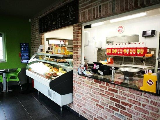 Antoing, Belgium: Un endroit convivial ...
