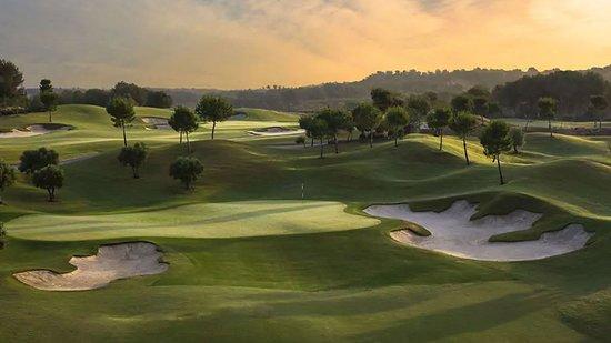 Campo de Golf Villamartin
