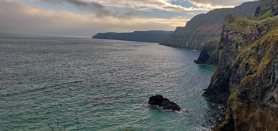Game of Thrones Tours: Iron Islands, Giant's Causeway & Rope Bridge from Belfast: Views from the Rope Bridge tour (1)