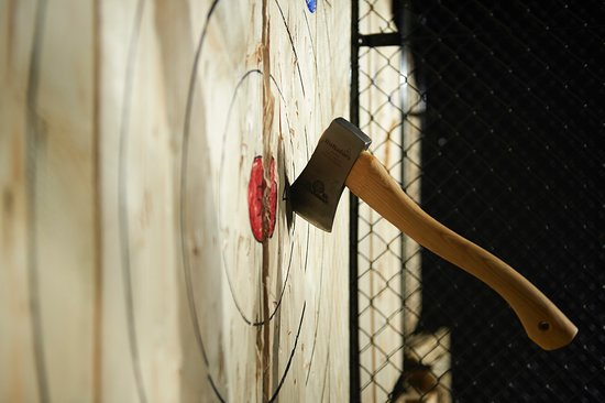 WoodCutter - Urban Axe Throwing