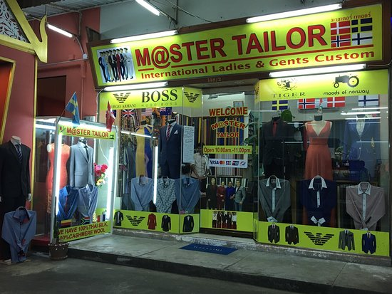 Master Tailor