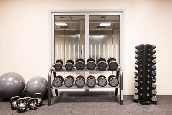 Kista, Sweden: Gym