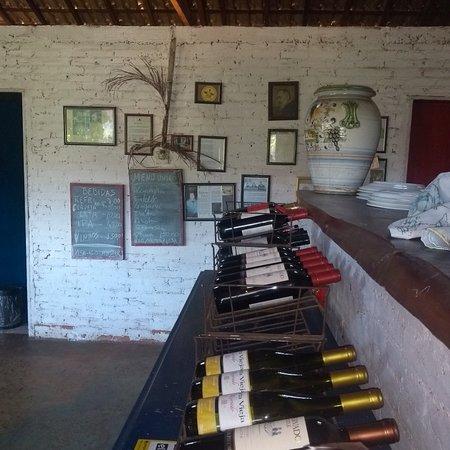 Sapucai-Mirim, MG: Restaurante Tatini