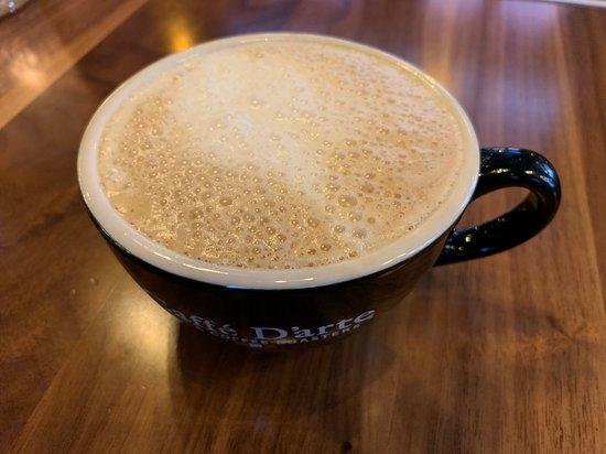 Central Bar + Restaurant : Coffee
