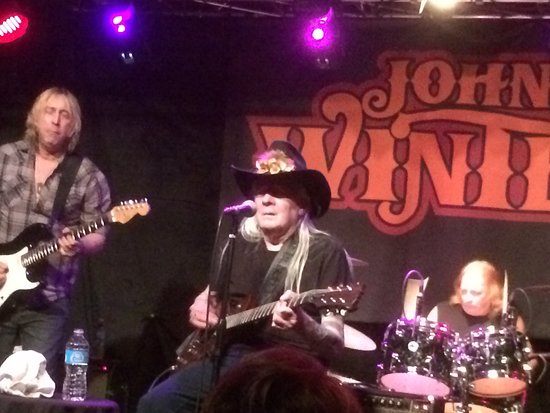 Auburn Hills, MI: Seeing Johnny Winter in a small venue like Callahan's was very special.  Other memorable shows include Sonny Landreth, Samantha Fish, and Selwyn Birchwood.