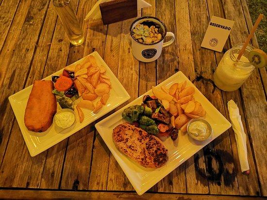 Choree Resto Bar: Opções VEGANAS